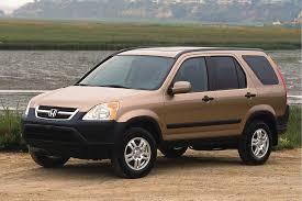2001 honda crv tire size 2002 06 honda cr v consumer guide auto