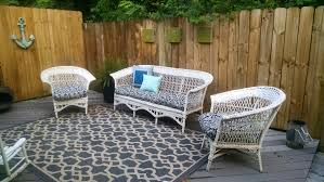 cool painting wicker patio furniture style home design amazing