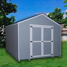 Best Storage Shed Plans Images On Pinterest Storage Shed - Backyard storage shed designs