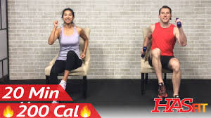 Armchair Exercises For The Elderly Dvd 20 Min Chair Exercises Sitting Down Workout Hasfit Hasfit