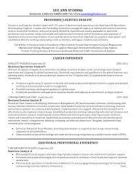 Data Analyst Job Description Resume Inventory Specialist Job Description Resume Free Resume Example