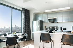 Apartments In Trump Tower Jersey City U0027s First Journal Squared Tower Offers A Peek At Its