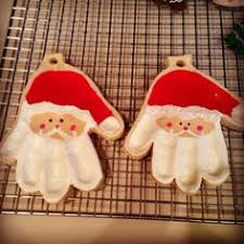 handprint salt dough ornaments inspiring ideas