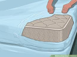 how to deep clean how to deep clean a mattress 11 steps with pictures wikihow