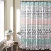 Shower Curtain Striped Striped Shower Curtains