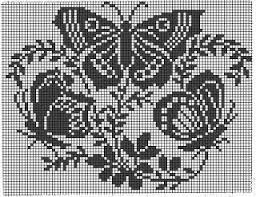 680 best motyle images on pinterest butterflies cross stitch