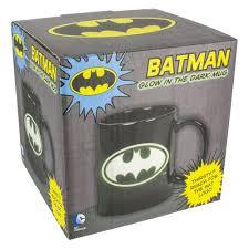 amazon com paladone dc comics glow in the dark mug toys u0026 games