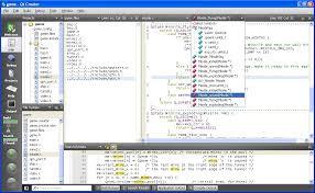 qt programming visual studio cute creator state space