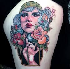 interview with tattoo artist hannah flowers the official blog