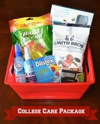college care package ideas college care package content ideas