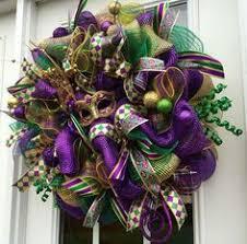 mardi gras mesh mardi gras deco mesh wreath mardi gras mesh by shellyschicdesigns