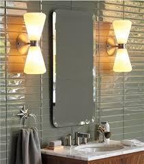 modern bathroom lighting ideas mid century bathroom lighting bathroom gregorsnell mid century