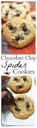 chocolate chip spider cookies tastes better from scratch