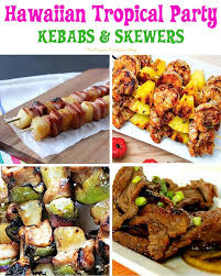 Tropical Party Themes - exceptional tropical themed appetizers part 2 entertaining