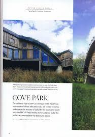 Homes And Interiors Scotland Cove Park Pods Retool Architecture