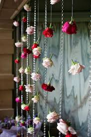 wedding backdrop of flowers hanging wedding flower curtains backdrops see more about flower