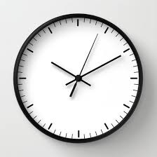 Best 25 Large Wall Clocks Best 25 White Wall Clocks Ideas On Pinterest Scandinavian Wall