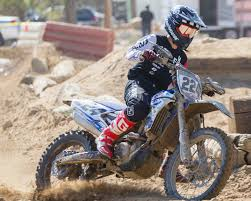 on road motocross bikes 2017 yamaha yz250fx race test dirt bike test