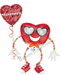 singing balloon delivery 19 best s day images on balloon bouquet