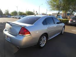 2012 used chevrolet impala 4dr sedan ltz at phoenix certified cars