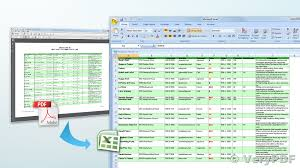 How To Convert Pdf File Into Excel Spreadsheet Convert Pdf To Tabular Text Format Extract Tables From Pdf Files