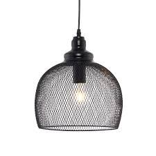 Black Pendant Ceiling Light Kapsel Dome Black Pendant Ceiling Light Departments Diy At Bq