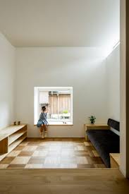 Home Beautiful Original Design Japan Hearth Architects Designs Japanese House With Indoor Garden