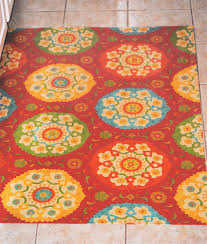 Vintage Vinyl Flooring by Flooring Red With Medallionpattren Area Rugs Lowes For Vintage