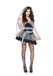 halloween ghost bride costume dead and buried bride costume leg avenue escapade uk