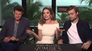 lily james in war peace wallpapers pride and prejudice and zombies cast interview with lily james
