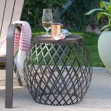 Wrought Iron Patio Side Table 781 Best Outdoor Living Images On Pinterest Outdoor Living