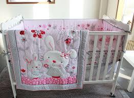nursery bedroom sets 7pc crib infant room kids baby bedroom set nursery bedding pink