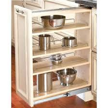 9 inch cabinet organizer 9 inch pull out cabinet hidden kitchen storage turn a filler panel