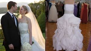 wedding dress chelsea want to wear chelsea clinton s wedding dress the marquee