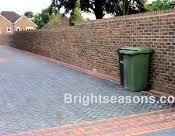 new garden wall builders u0026 repairs london surrey gt