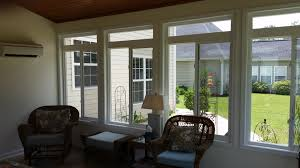 500 off 4 season sunroom and a free hvac system trademark home