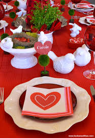 Valentines Day Tablescapes by 9 Days To Valentine U0027s Day A Free Printable For Your Beloved