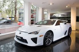 lexus lfa v10 engine for sale lexus appoints london dealership as dedicated european sales