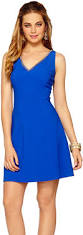 Lilly Pulitzer Final Sale Monica Embellished V Neck Dress Where