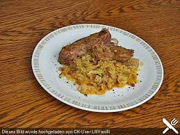 schlesische küche schlesisches sauerkraut schlesien beilage und schlesische küche