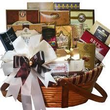 food gift basket ideas treasures gourmet food gift basket chocolate gift baskets