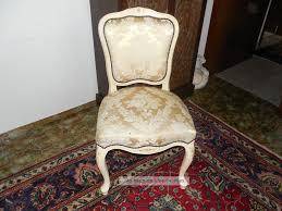 Schlafzimmer Antik Massiv Trüggelmann Stuhl Schleiflack Barock Chippendale Stilmöbel Shabby