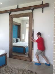 barn door ideas 10 home design inspirations bob vila mirrored
