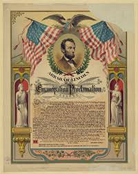 abraham lincoln and emancipation abraham lincoln papers at the