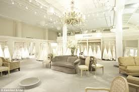 bridal dress stores kleinfeld is now a tourist trap brides slam tlc s say yes to the