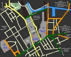 St Pancras Floor Plan St Pancras International Uk Station Map Maps Of St Pancras I