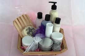 Bathroom Gift Baskets Filled Gift Baskets 5280 Naturals 100 Natural Made With
