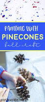 90 best pine cone crafts images on pinterest fall pine cone