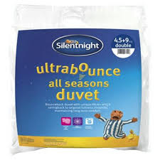 Silentnight 13 5 Tog Double Duvet Buy Silentnight Double Duvet All Seasons 4 5 9 Tog Ultrabounce