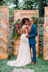 modern boho industrial chic styled wedding philly in love